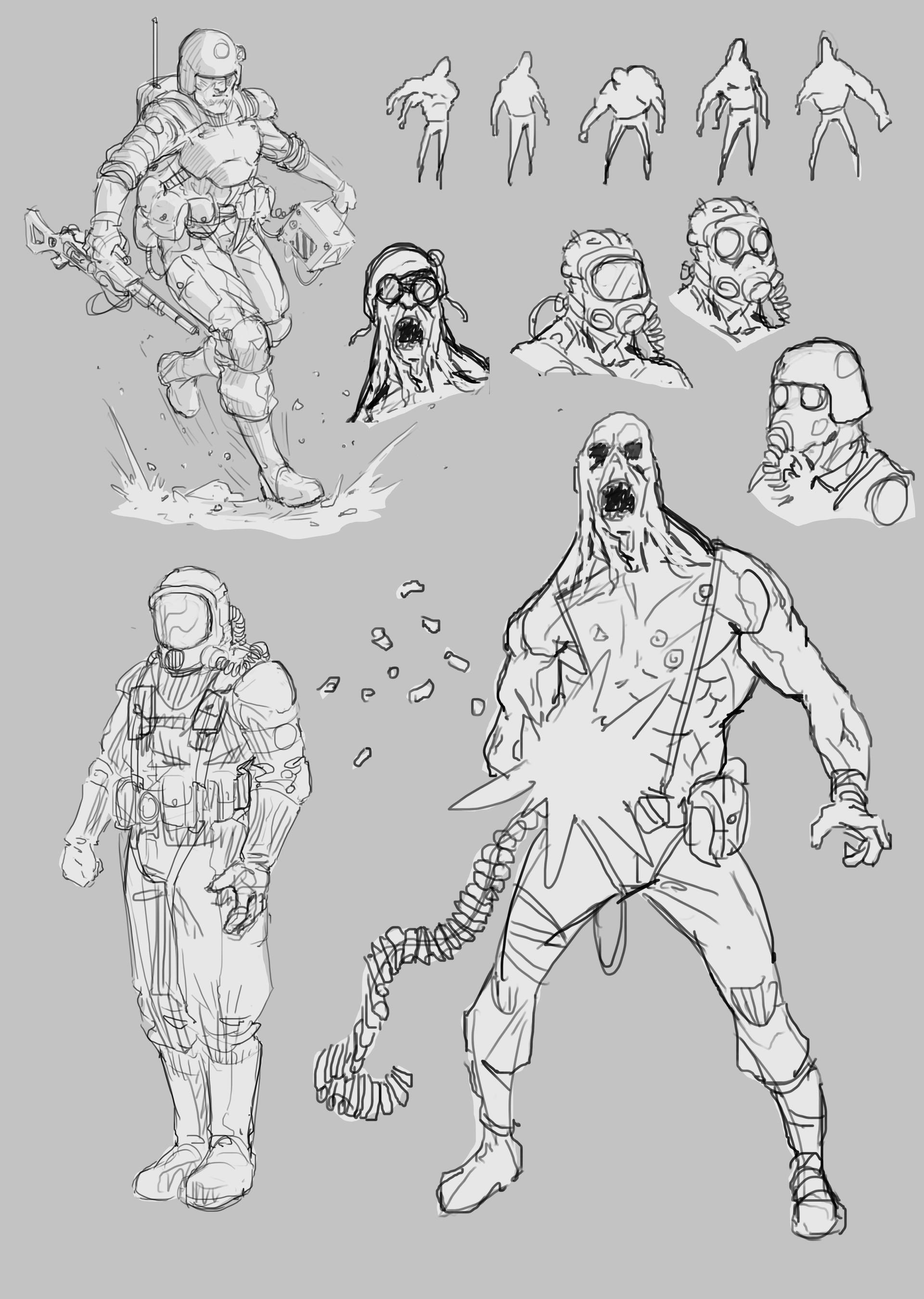 Salvador trakal sketch216