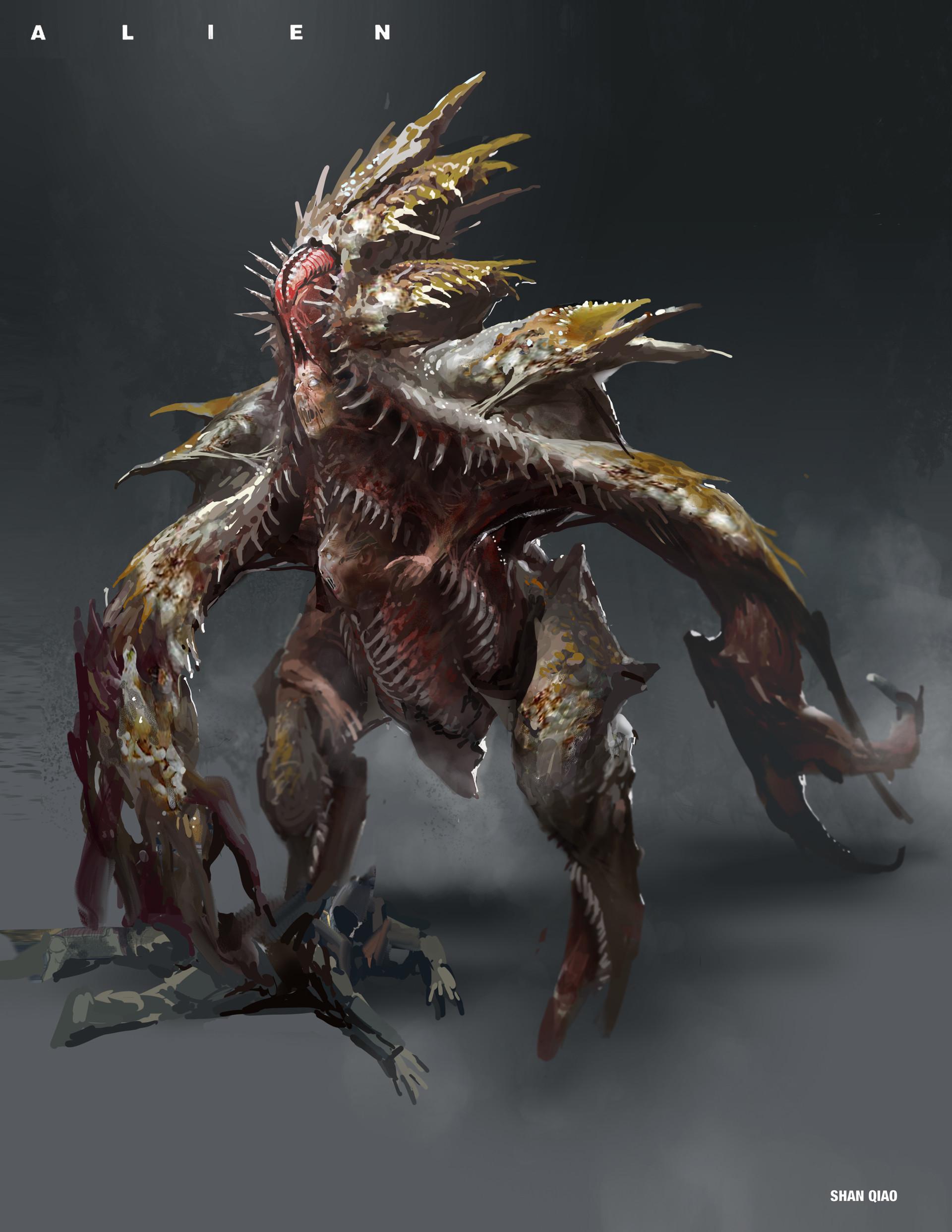 Shan qiao alien redesign shan qiao 004