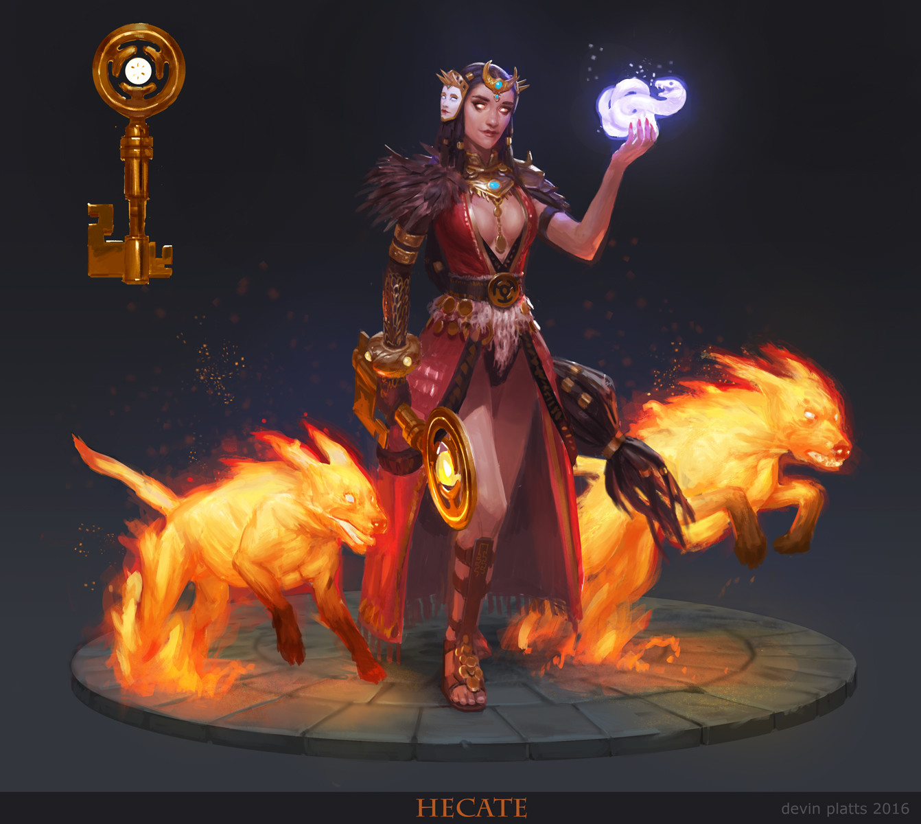 Devin platts hecate
