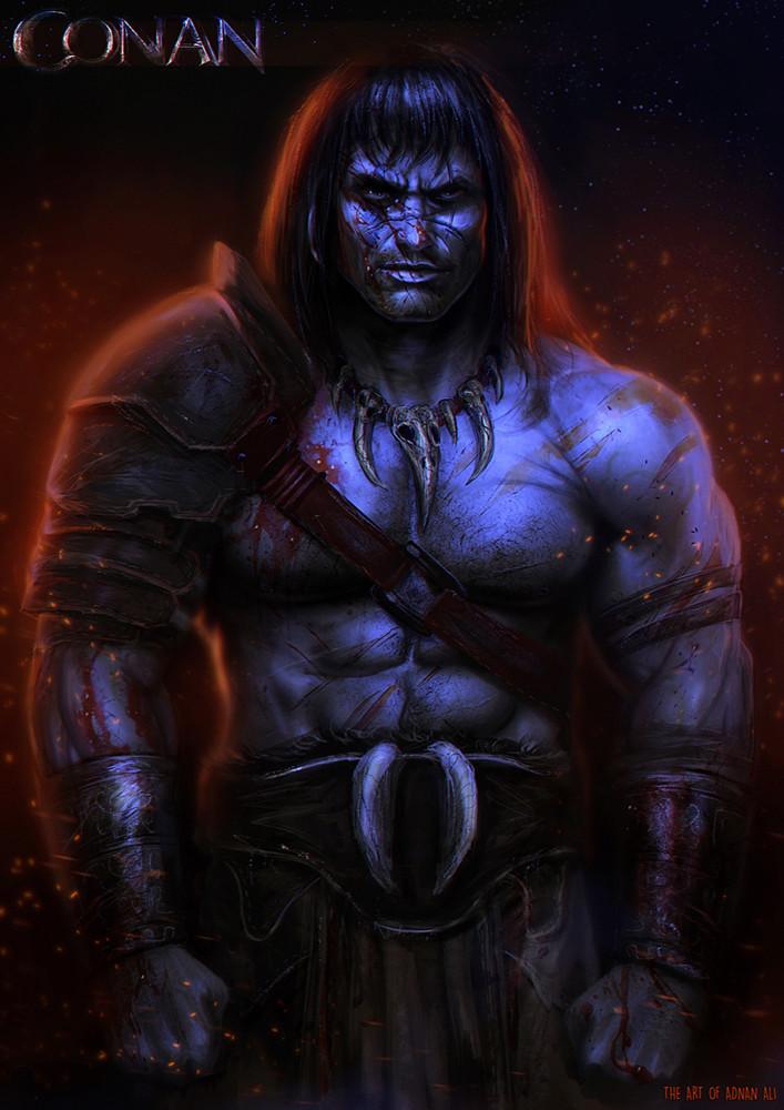 Cimmerian Warrior