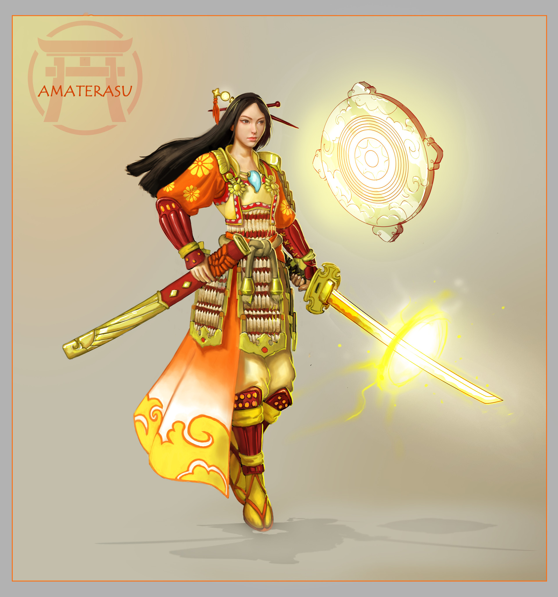 John bridges amaterasu concept