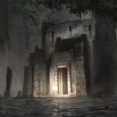 Eryk szczygiel typhonart temple of white ardor