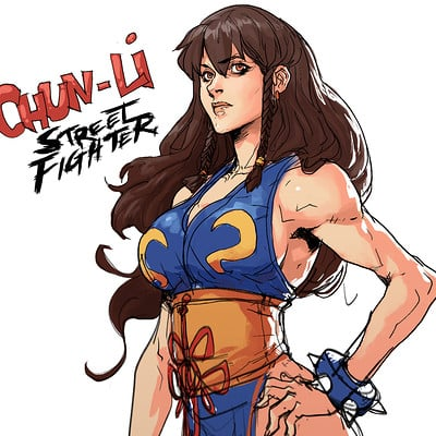 Hicham habchi chun li recovered2