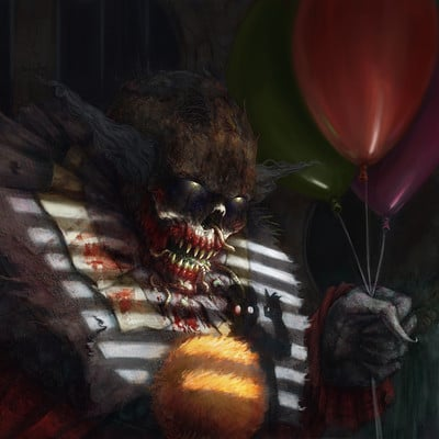 Jeff jekrimo morris pennywise final
