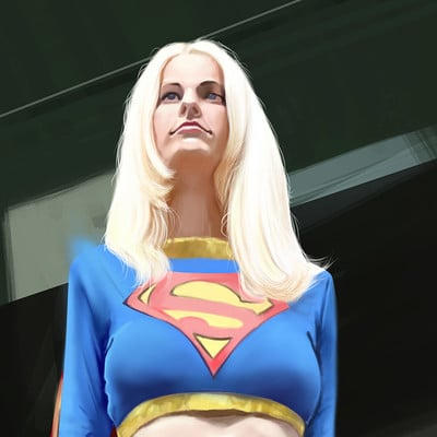 Abdelali ismaili super girl