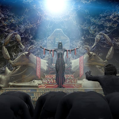 Joseph diaz cult v1
