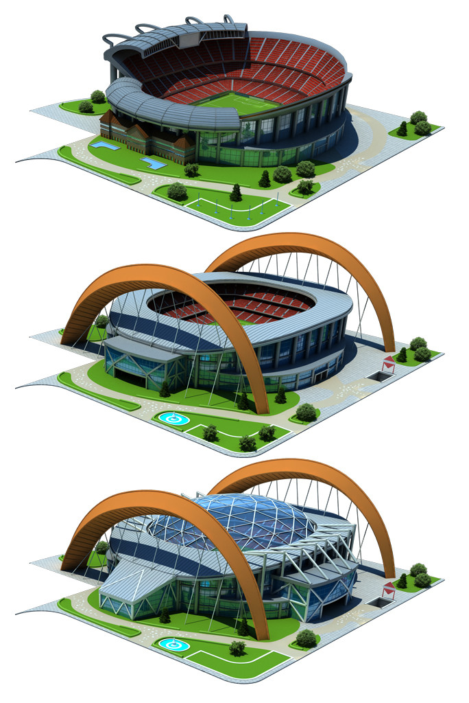 Stadium Evolution