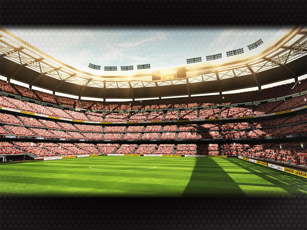 Felipe Stadium Daytime