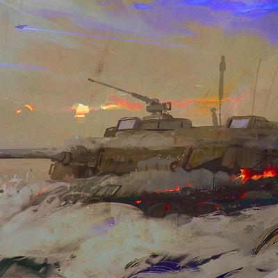 Ahmed rawi tank