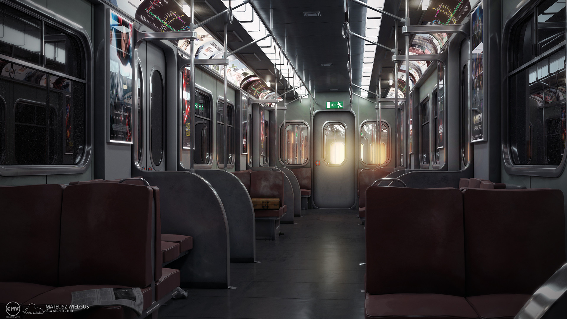 Mateusz wielgus grim train 2k