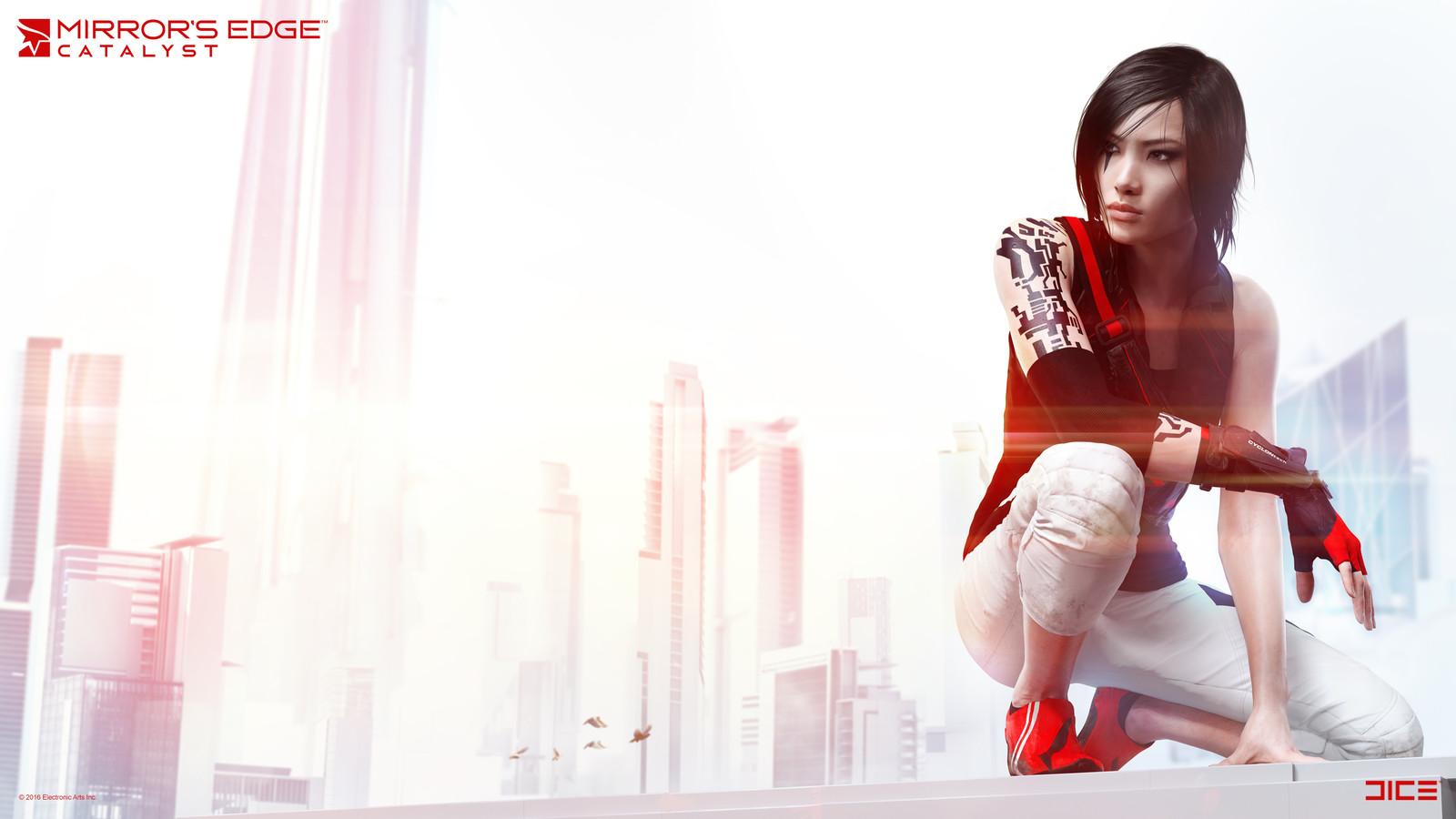 """""""Mirror's Edge: Catalyst"""" -  Keyart II"""
