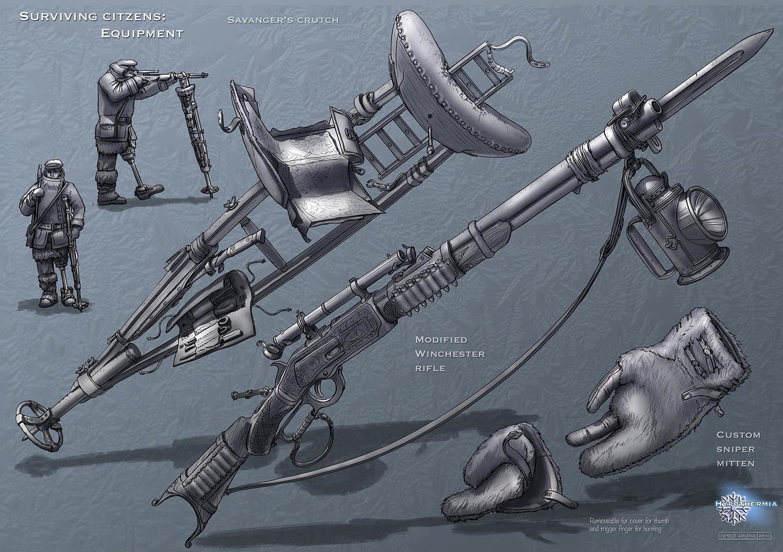 Survivor Equipment