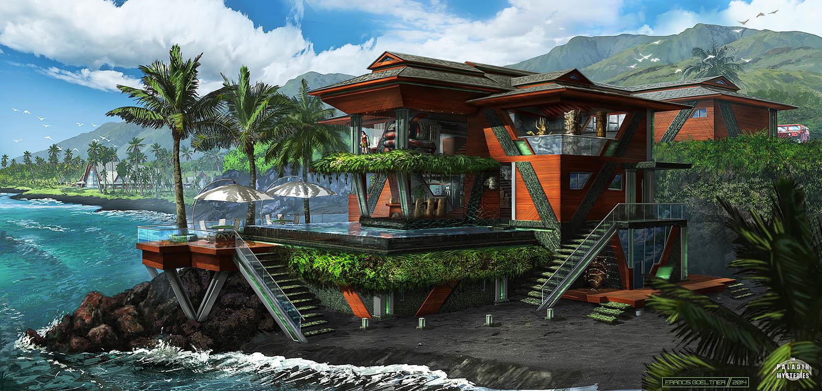 Maui - Beach House