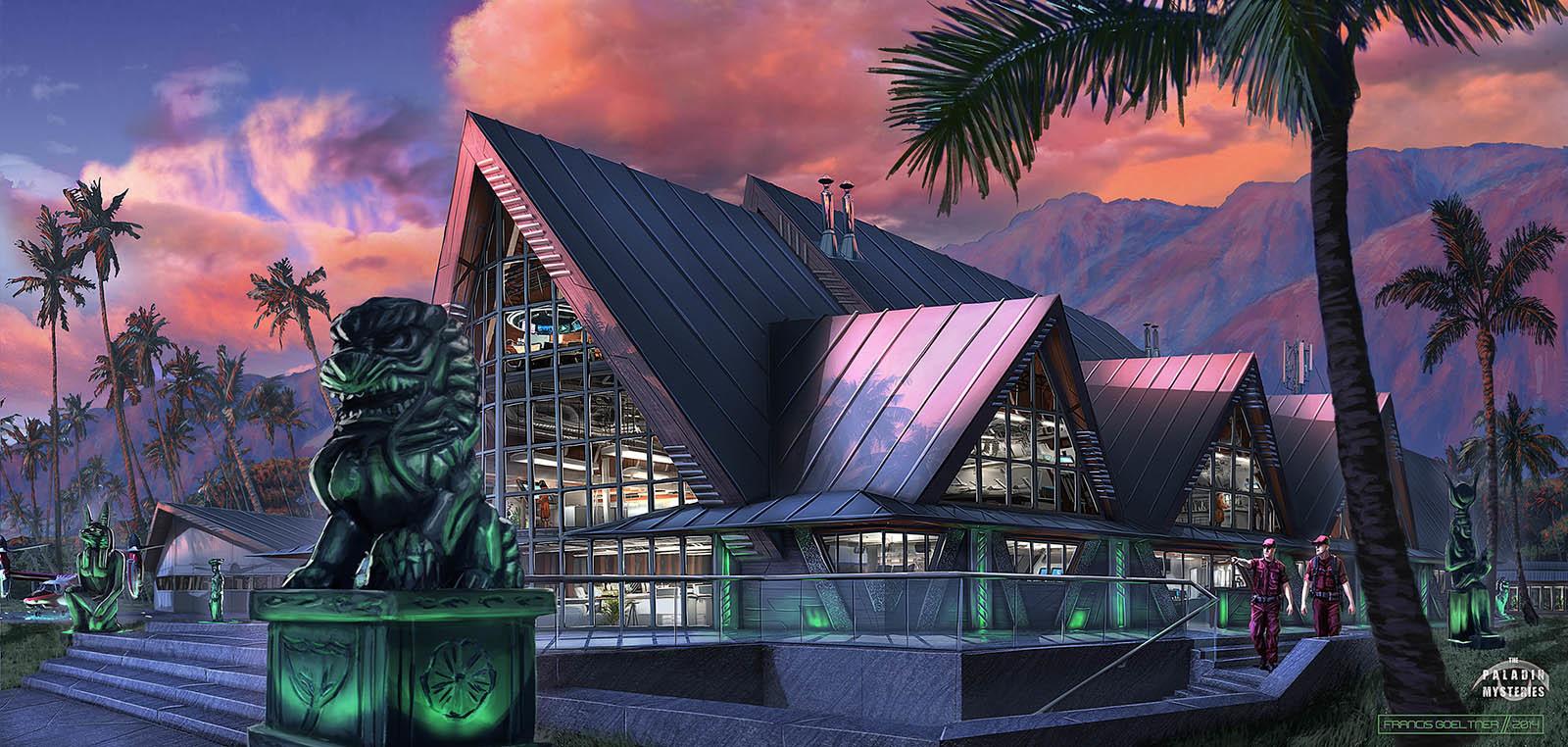 Maui - Main Laboratory