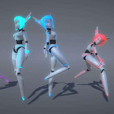 Emma salamanca robotgirlv2 preview1