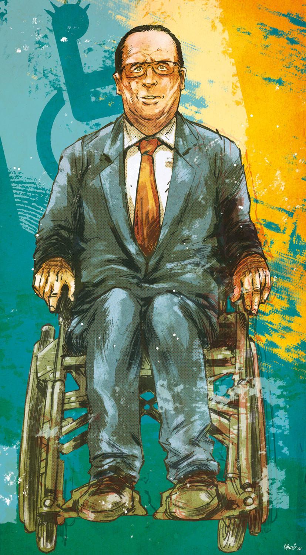 Nicolas roux fauteuil hollande