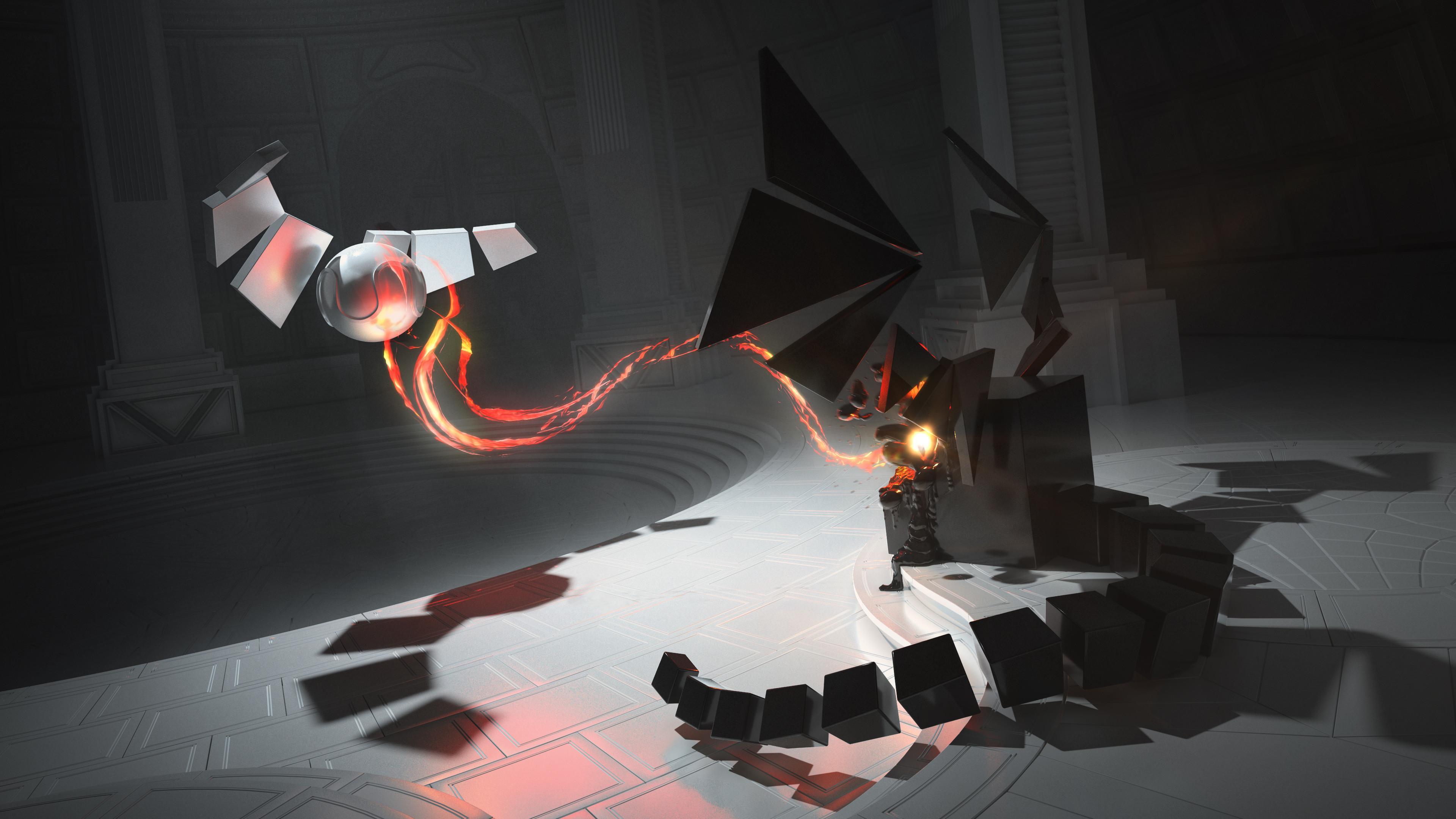 Michael Slaying Dragon