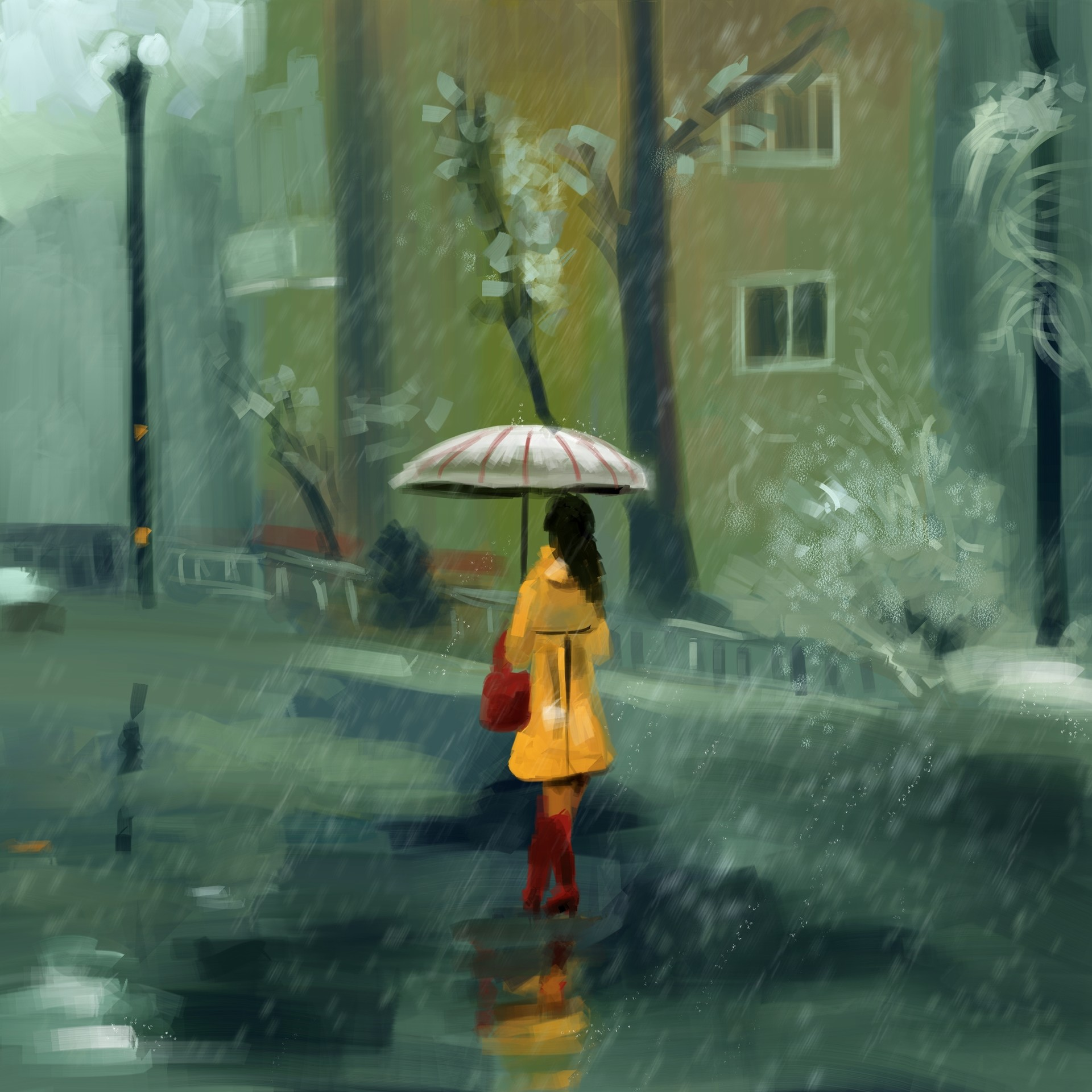 Rainy day