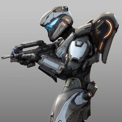 Pablo vicentin a048 anuvbis armor render 02