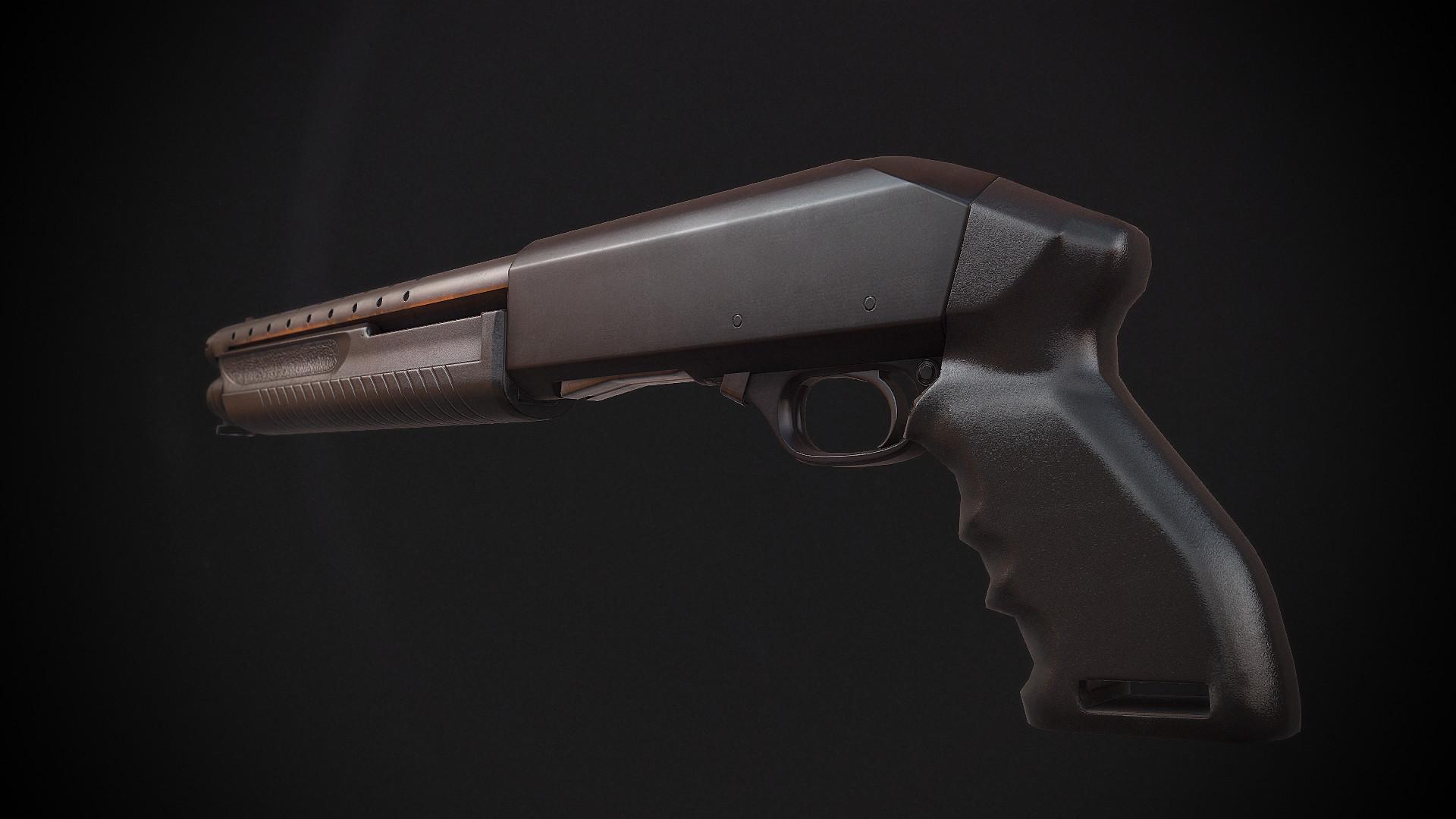 Mitchell wilson shotgun 01