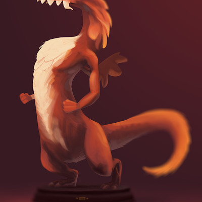 Charles boury dragon