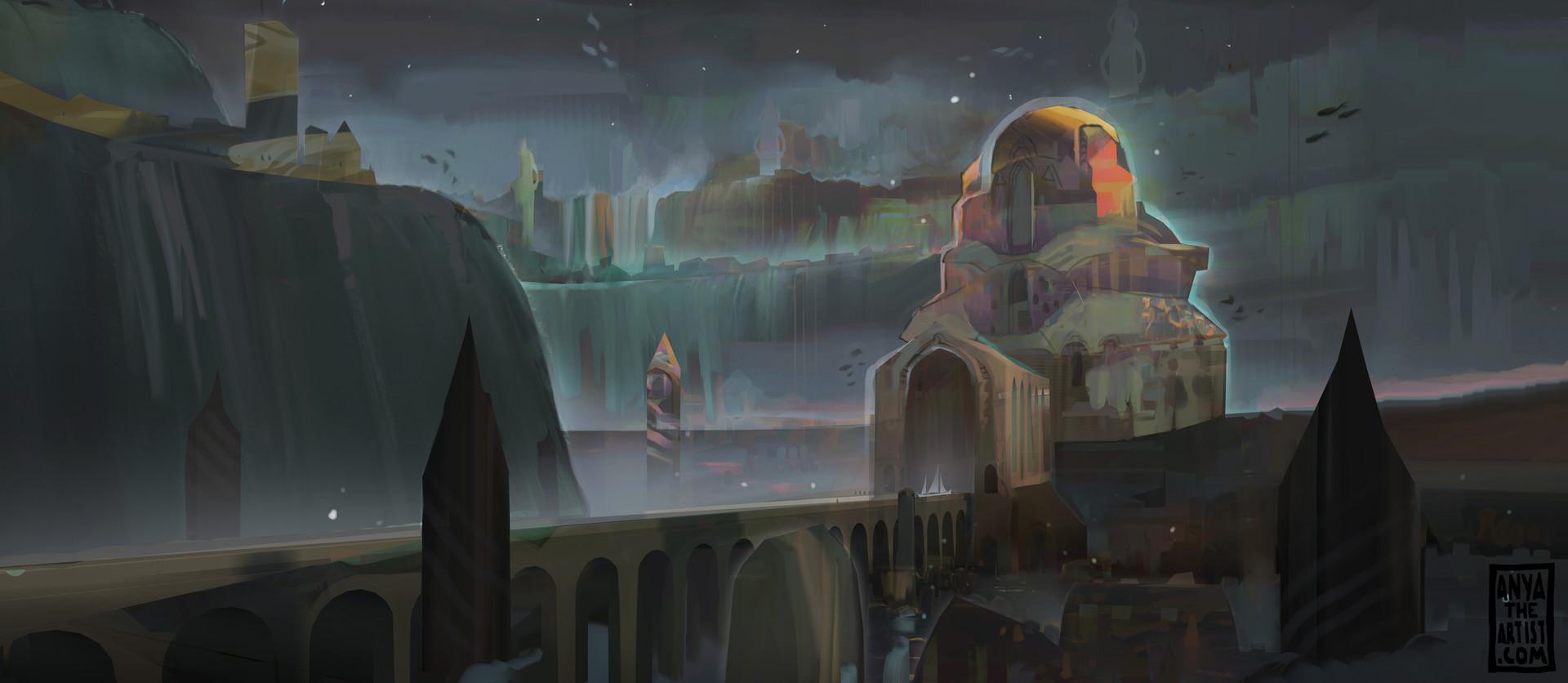 Anya elvidge magical city 1