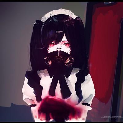 Aoi ogata meido2