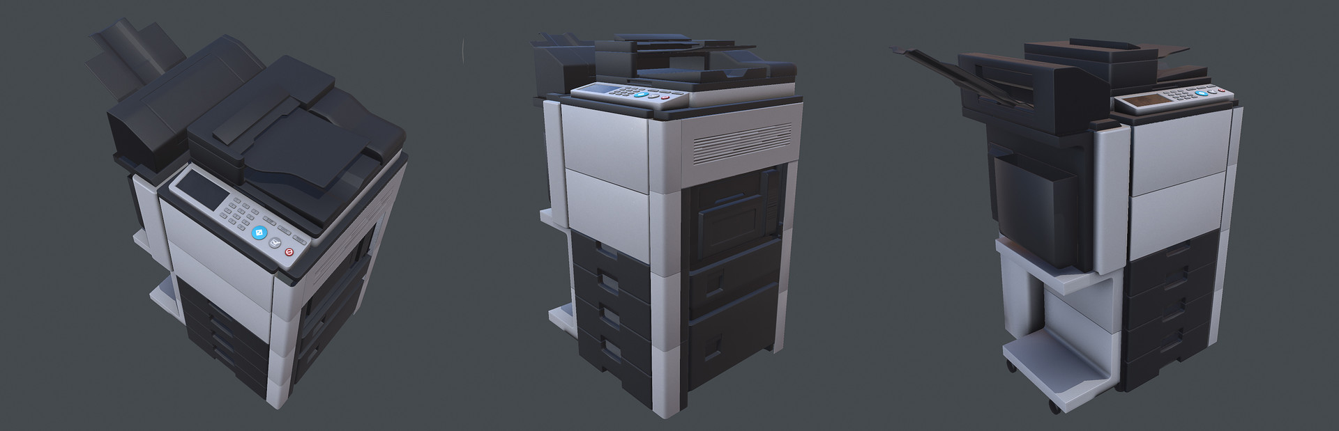 Sergey tabakov photocopier machine 14
