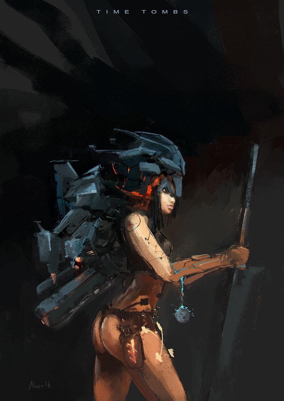 Sergey musin character concept