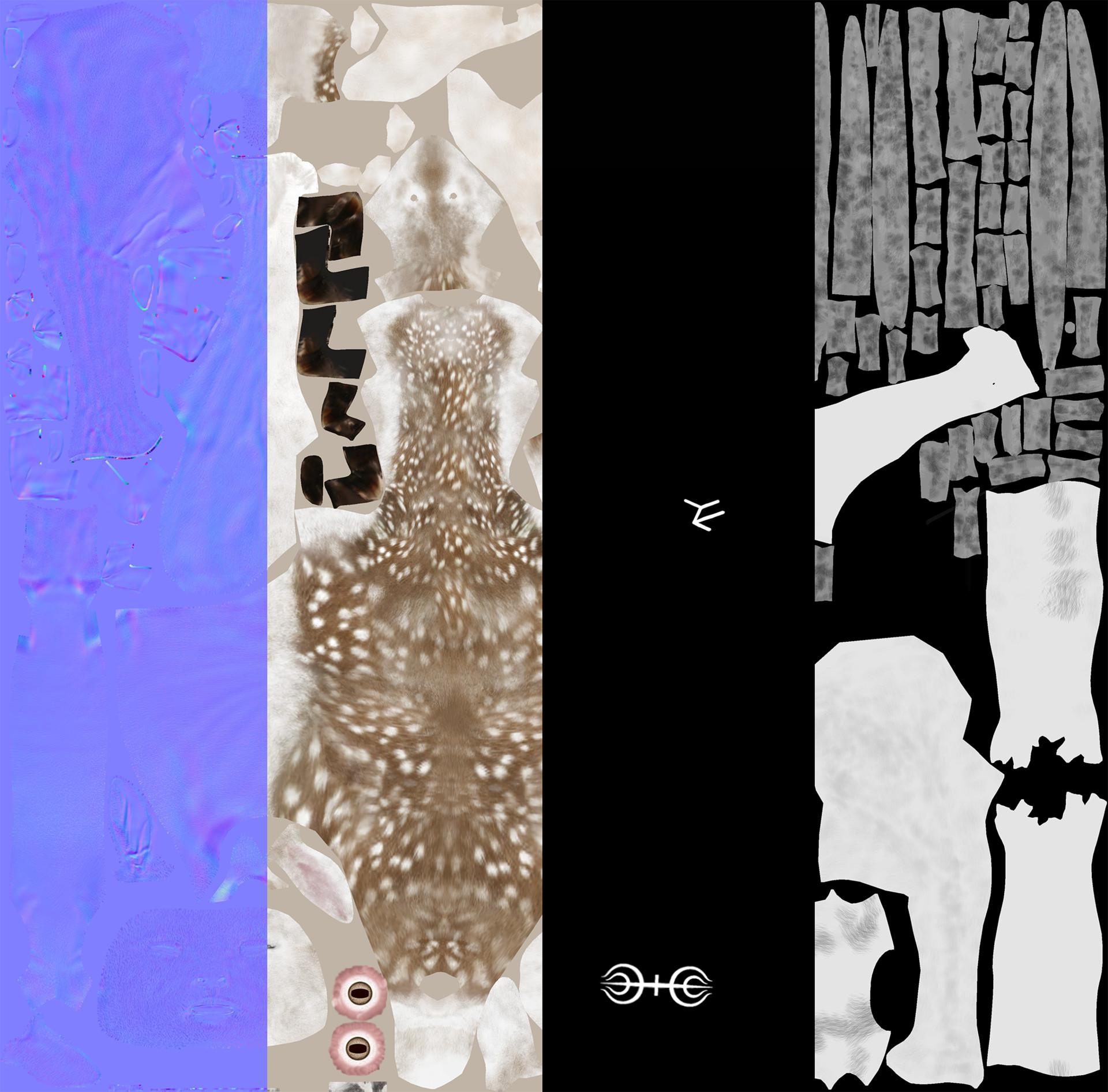 Rayco gonzalez texturespresentation2048