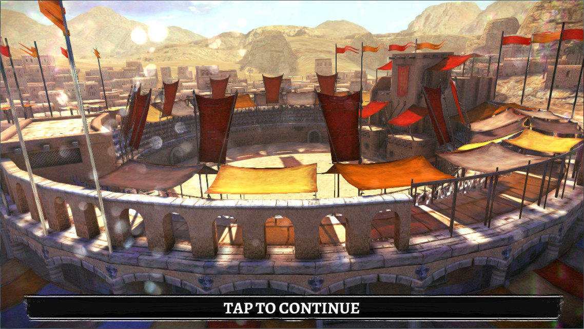 This was our first environment for the game. I worked on this creating props etc.. The final in game arenas are a lot smaller than these original ideas.