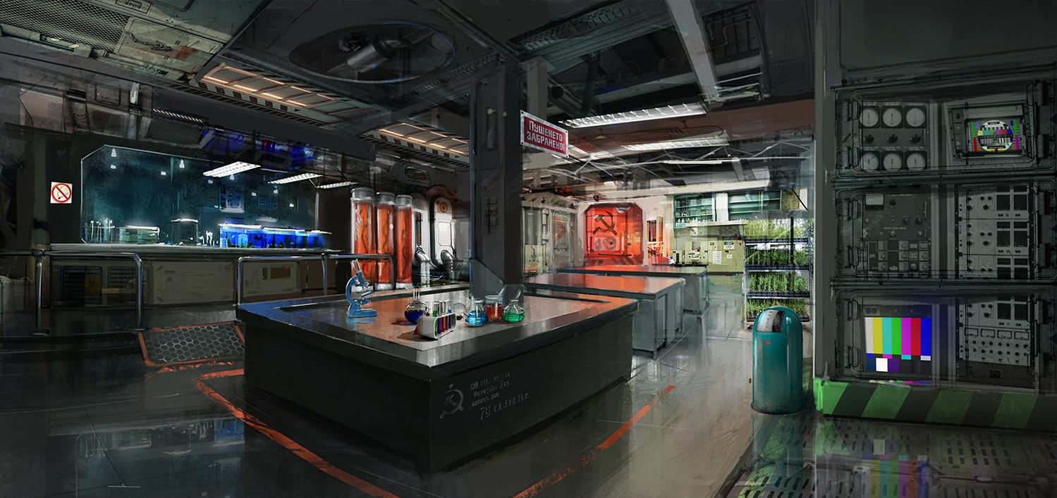 Pierre raveneau laboratory