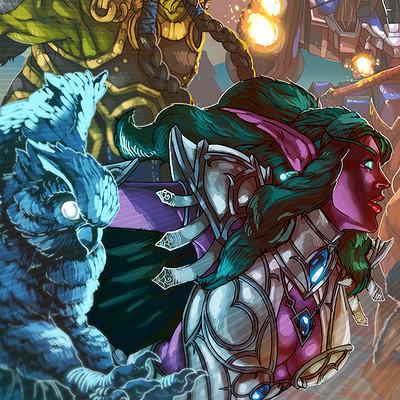 Frost llamzon mayhem at the nexus 2
