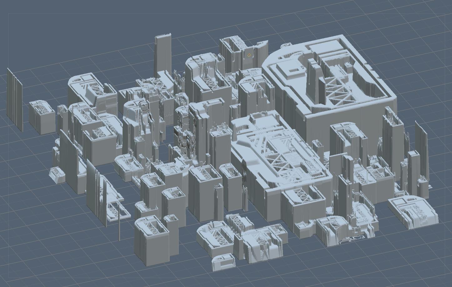 3DCoat model