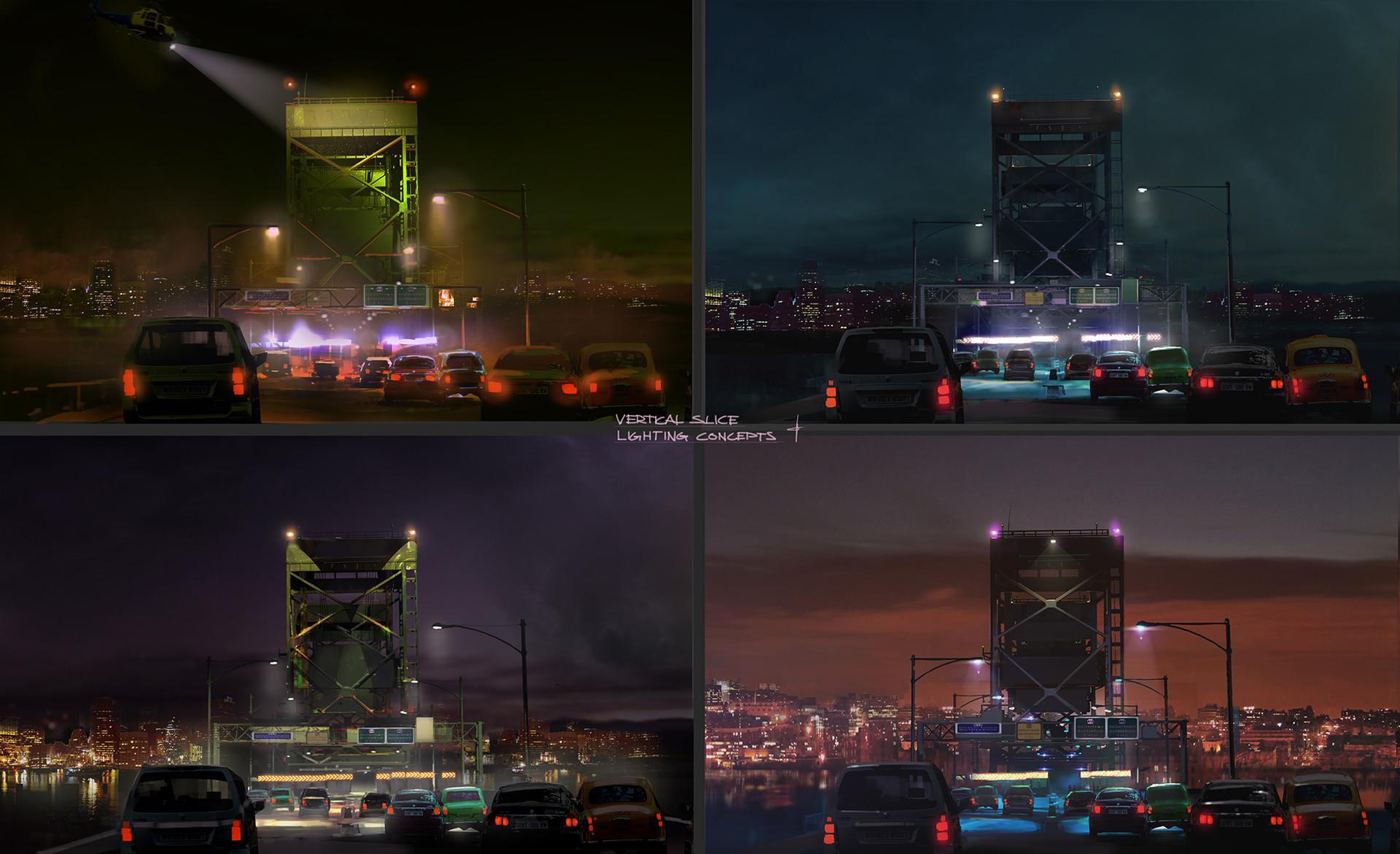 Ville assinen vs lighting concepts