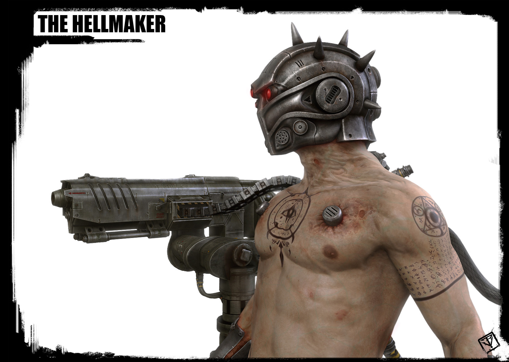 Pablo vicentin the hellmaker01