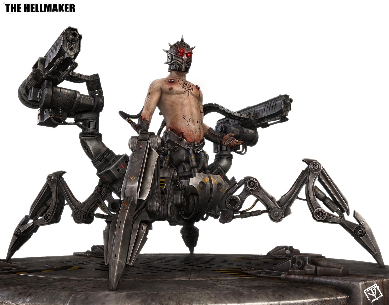 Pablo vicentin spider01