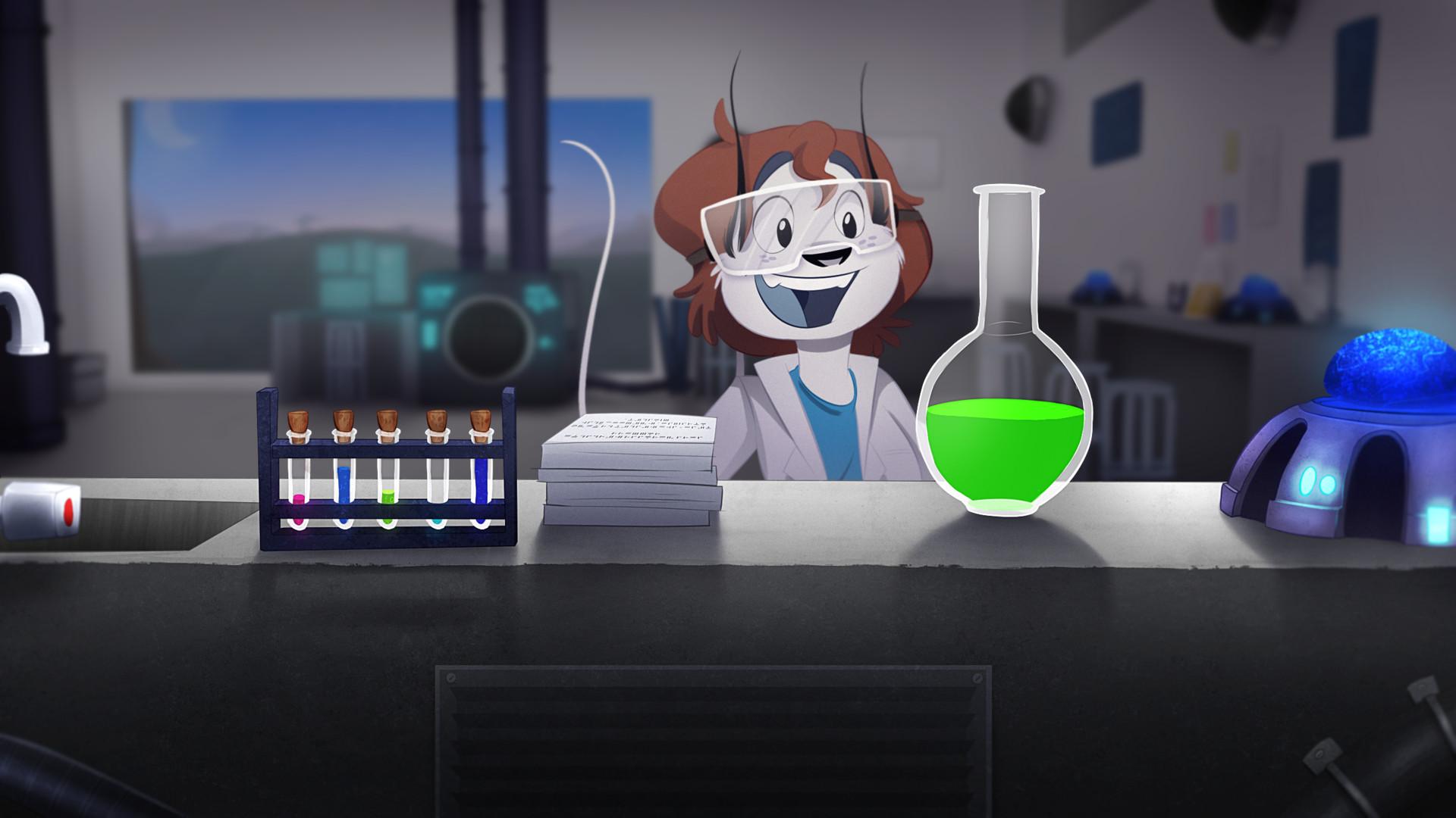 Marie razny lab16