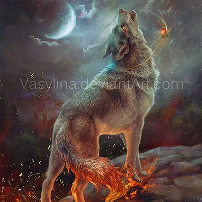 Vasilyna holod power moon