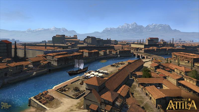 Milek jakubiec city vista rome west