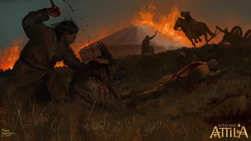 Milek jakubiec rebellion nomadic bloody