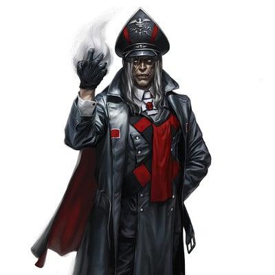 Gintas galvanauskas high priest 03