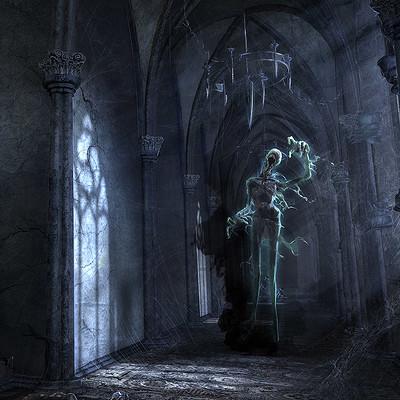 Igor kirdeika igorkirdeika hauntedcorridor