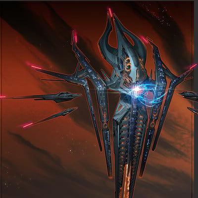 Stellaris X Mass Effect) Brainstorming, Plotting and
