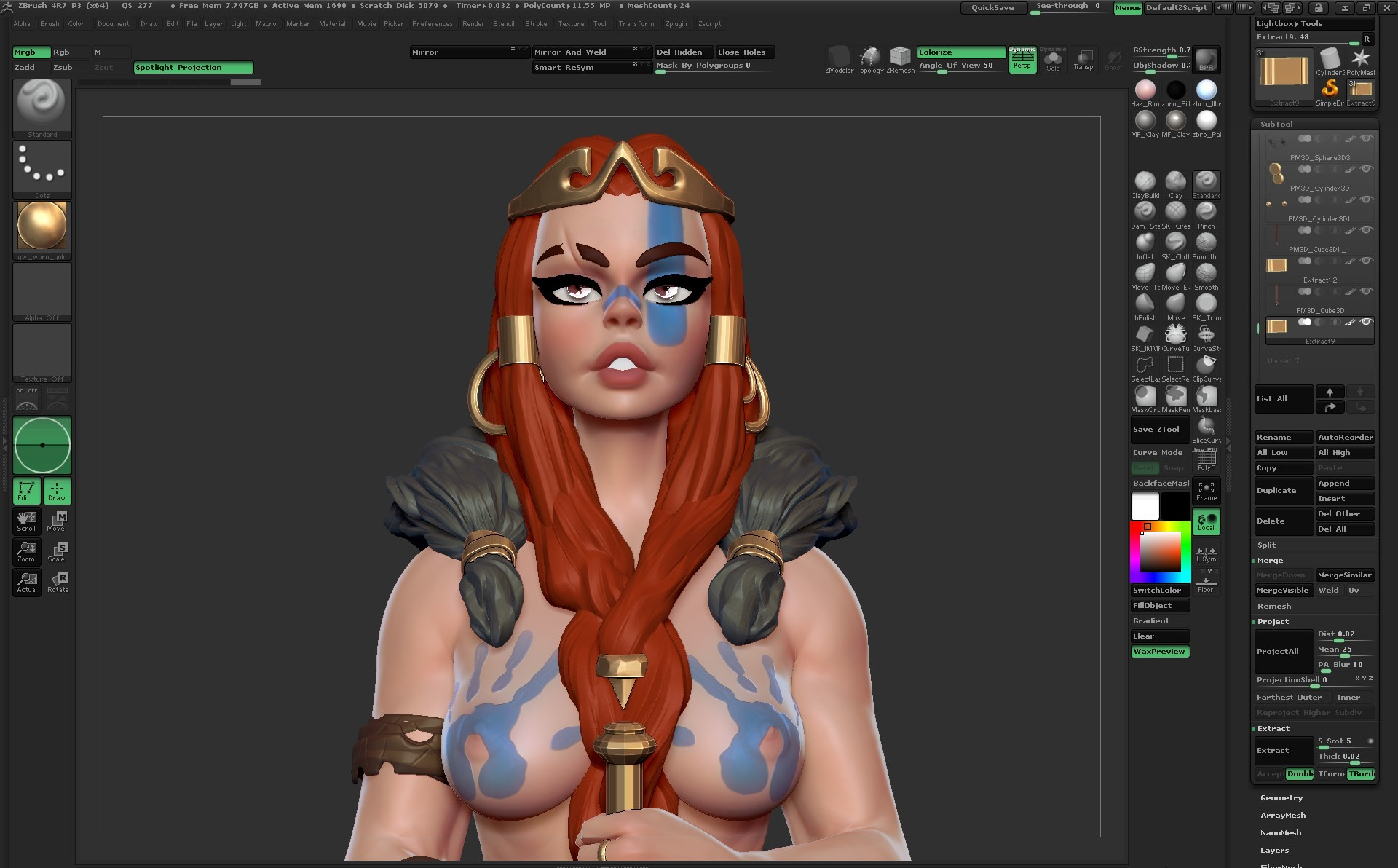 Mercurial forge zbrush64 2016 04 04 23 23 48