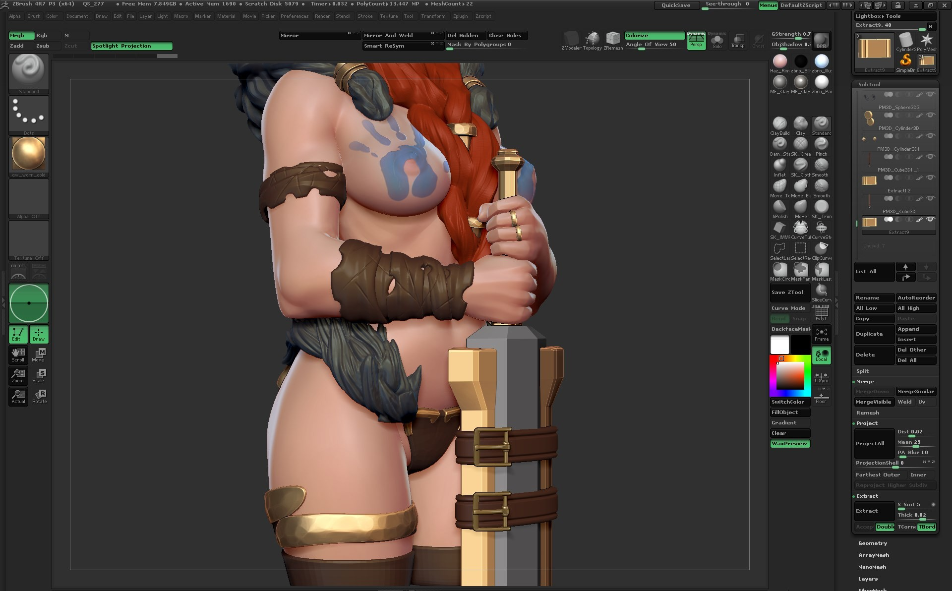Mercurial forge zbrush64 2016 04 04 23 24 43