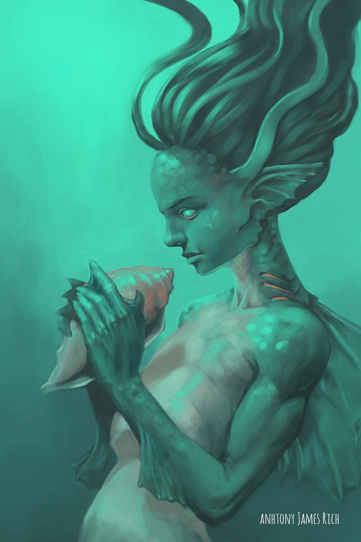 Anthony james rich mermaidrev