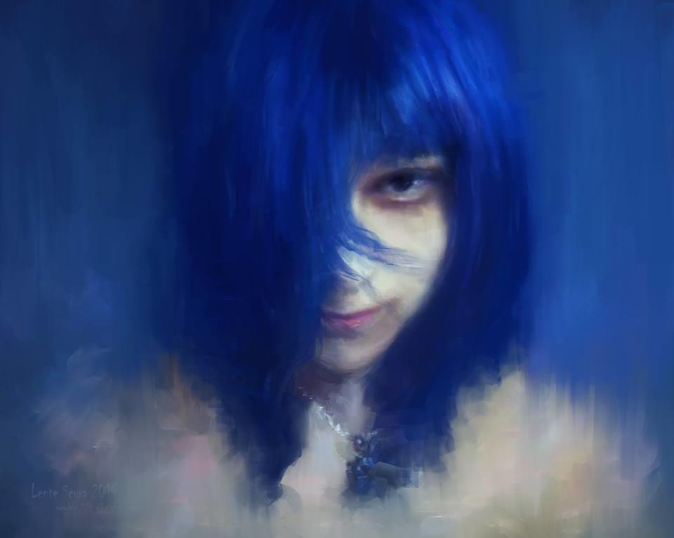 La Regina Blu dei Sogni