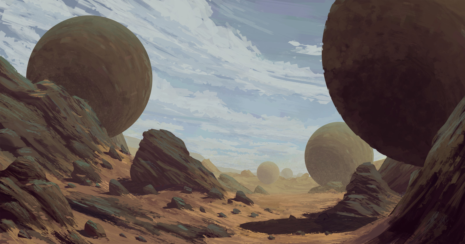 2D environments