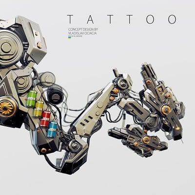 Vladislav ociacia tattoo machine 4